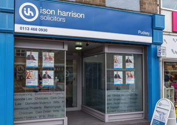 Pudsey Branch of Ison Harrison